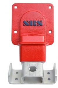 SBS BDL Trailer Lock HORIZONTAL - korpus